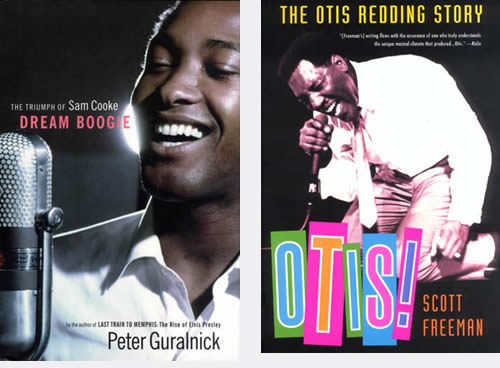 Sam Cooke and Otis Redding